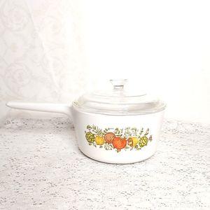 Vintage Corning Ware Spice Of Life Range Dish